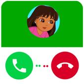 Faux appel Dora Princesse 4.0