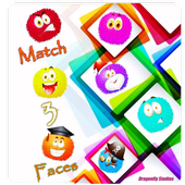 Match 3 Faces. 1.5