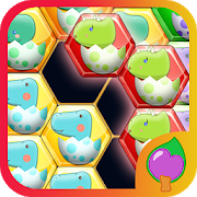 Dinosaur Hexa Puzzle Game : Dinosaur puzzles game 1.3
