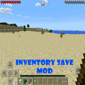 Inventory Save Mod for MCPE 1.0