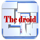 The droid: 3D mazedroid2fire!Puzzle