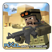 Pixel Battle Arena MultiplayerExtereme GamesAction