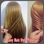 Easy Hair Style Tutorial 1.1