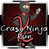 Crazy Ninja Run