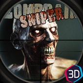 Zombrain Sniper 3D Zombie Game 1.1