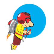 Johnny Rocket - Rocketman - Google Play Games Free 1.31