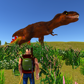 Jurassic Dino World Survival 1.08