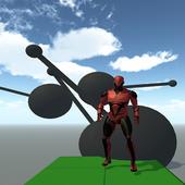 Ragdoll extreme Paradise BuildExitBoss GamesAction