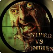 Sniper Vs The walking zombie 1.0