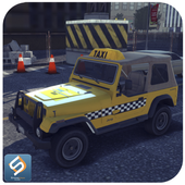 Real Taxi Sim 2018 3.2