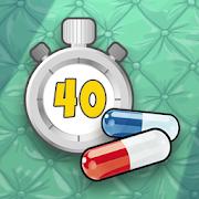 Docteur Pilule : Chronomètre 1.0