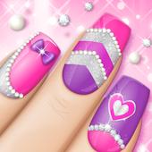 Fashion Nail Art Designs Game 9.1.1