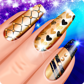 com.Fashion.Nail.Manicure.Makeover.Girls.Games icon