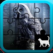 Owl Jigsaw Puzzle 1.03