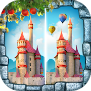 Find The Differences Games - Fairy Tales Games 1.3.4