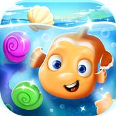 Fish Ocean Match 3 Games Free 1.0