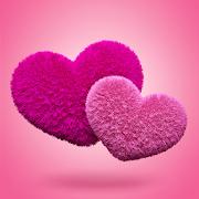 Fluffy Hearts Live Wallpaper 5.0