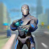 Flying Futuristic Robot Battle 2.0