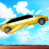 flying limo car gameTenAppsAndGamesAction