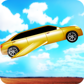 flying limo car game 1.0