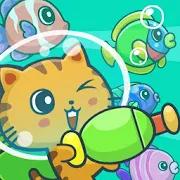 Fishing Games-Fisher Cat Saga 2 1.10