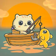 Fishing Games-Fisher Cat Saga! 1.41