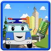 Funny Robo Police Machine Dash 8.2.26