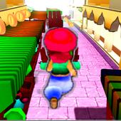 Subway Aladdin Run In Desert 3.0