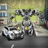 Futuristic Robot Car X5 1.0