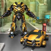 Futuristic Robot Car Fighting 1.0