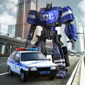 Futuristic Robot Police 1.0