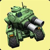 Crazzy Tank Battles - 3D Tank 2.5