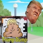 Trump Dump Poo Crazy 2016 1.0
