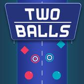 Two Balls : Traffic Racer 1.0