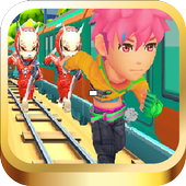 Subway Ninja Runner Go! 1.0