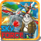 Panda Sky Force Classic Fighter 1.0
