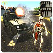 Zombie Shooter Road Kill Truck 1.0