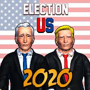 US Election 2020 Trump Vs Biden Archery Game 1