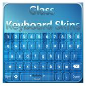 Glass Keyboard Skins 1.0