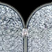 glitter zipper lock screen 6.0
