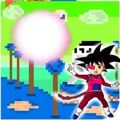 Goku Dragon Run Battle attack 1.0.0