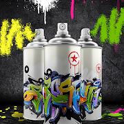 Graffiti Spray Can - Wall Painting 1.0