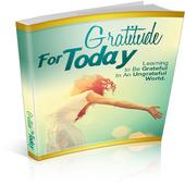 Gratitude For Today 1.0