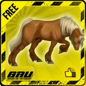 Running Horse Flash 7