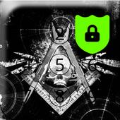 Illuminati Freemasons Lock Screen 1.0