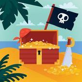 Pirate Treasure Quest Island 1.6