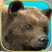 Forest Sniper Bear Hunter