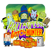 Halloween Witch Hunter Base0