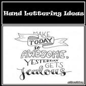 Hand Lettering Ideas 1.0