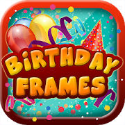 Happy Birthday Picture Frames 2.6